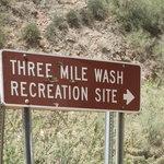Three mile wash