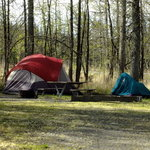 Slidehole campground
