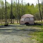 Slidehole campground