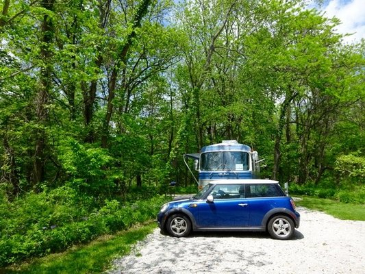 Middle fork river campground