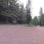 Cherry gap camping area