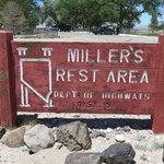 Millers rest area dump station
