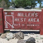 Millers rest area