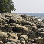 Oceanfront camping reach knolls