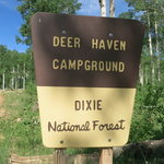 Deer haven campground dixie nf