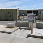Cortez industrial park dump station