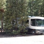 Kendall camping area