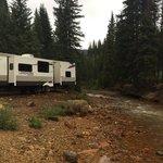 Sultan camping area