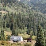 Golden horn camping area