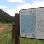 Hermosa creek trailhead
