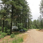 Lower hermosa campground