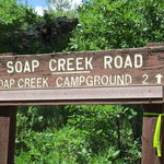 Soap creek corral