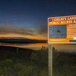 Gelatt lake
