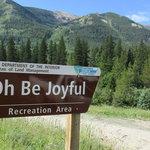 Oh be joyful recreation area