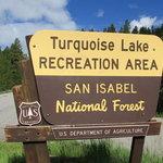Turquoise lake rv dump station