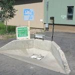 Breckenridge rv dump station
