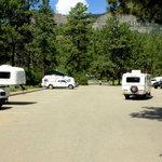 Chris park group campground