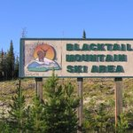 Blacktail mountain