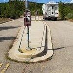 Shadow mountain rv dump station