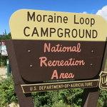 Moraine loop arapaho bay campground