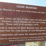 Spirit mountain road
