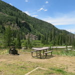 Hornsilver campground