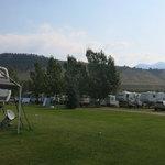 West fork cabins rv