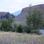 Palisades campground