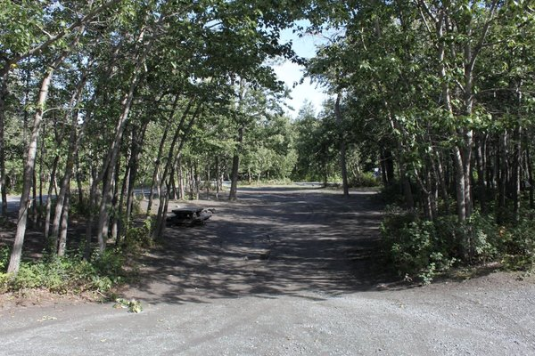 Copper river campground