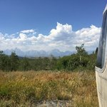 Hatchet teton view