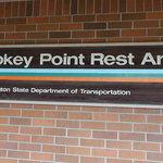 Smokey point rest area southbound