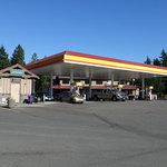 Shell gas station kingston wa