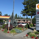 Shell gas station kingston wa