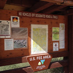 Lower gray canyon recreation area