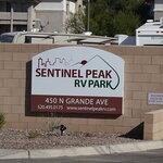 Sentinel peak rv park