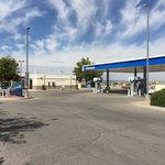 Chevron gas station abq nm