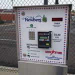 Newberg wastewater treatment plant