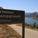 Trimmer recreation area