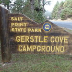 Gerstle cove campground salt point state park