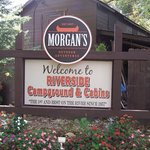 Morgans riverside campground cabins