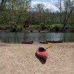 Morgans riverside campground cabins