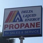 Delta rv propane