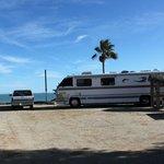 Playa bonita rv camping