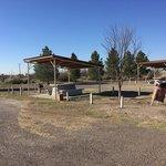 Pecos picnic area