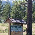 Turtle rock park