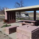 I 10 picnic area eastbound fort davis tx