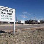 Crane county north side rv park