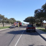I 10 rest area eastbound iraan tx