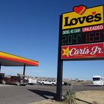 Loves travel stop ft stockton tx