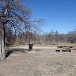 Texas 118 picnic area elephant mtn tx